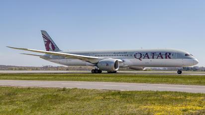 A7-BHD - Qatar Airways Boeing 787-9 Dreamliner
