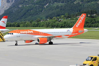 OE-IVX - easyJet Europe Airbus A320