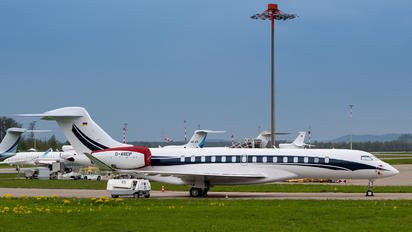 D-ASCP - K5 Aviation Bombardier BD700 Global 7500