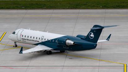 OY-MIL - Copenhagen Airtaxi Bombardier CRJ-200LR