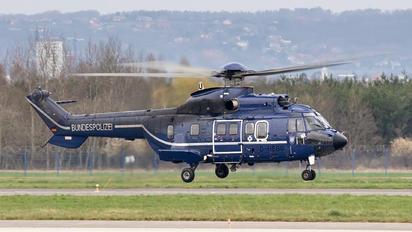 D-HEGU - Germany -  Bundespolizei Eurocopter AS332 Super Puma