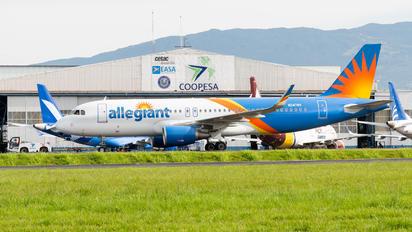 N247NV - Allegiant Air Airbus A320