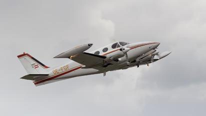 OE-FGF - Private Cessna 340