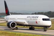 C-FVLX - Air Canada Boeing 787-9 Dreamliner aircraft