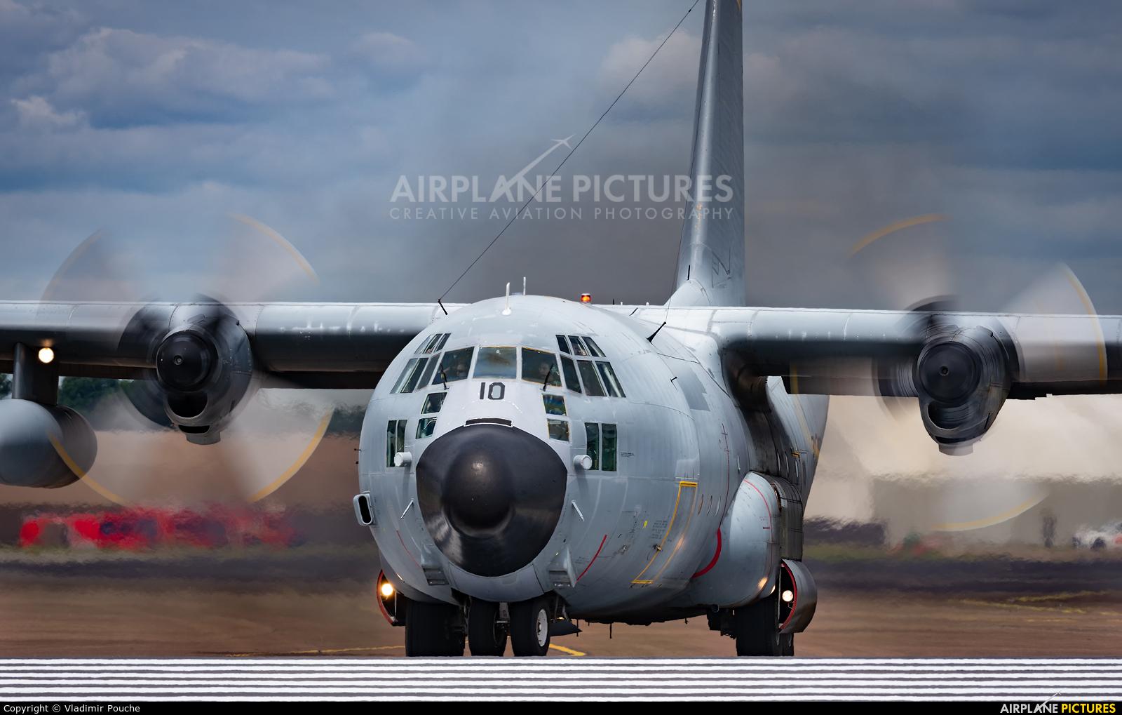 Spain - Air Force T10-10 aircraft at Fairford