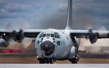 T10-10 - Spain - Air Force Lockheed AC-130H Hercules