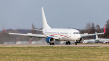 D-ALAB - Georgian Airways Boeing 737-800 aircraft