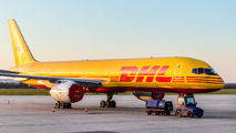 DHL Boeing 757F visited Ostrava title=