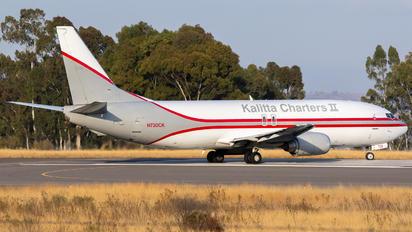 N730CK - Kalitta Charters II Boeing 737-400SF