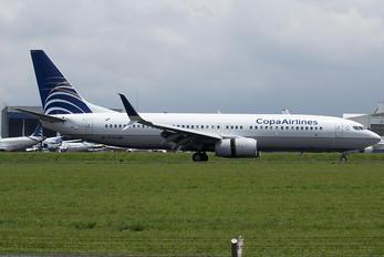 N743AV - Copa Airlines Boeing 737-800