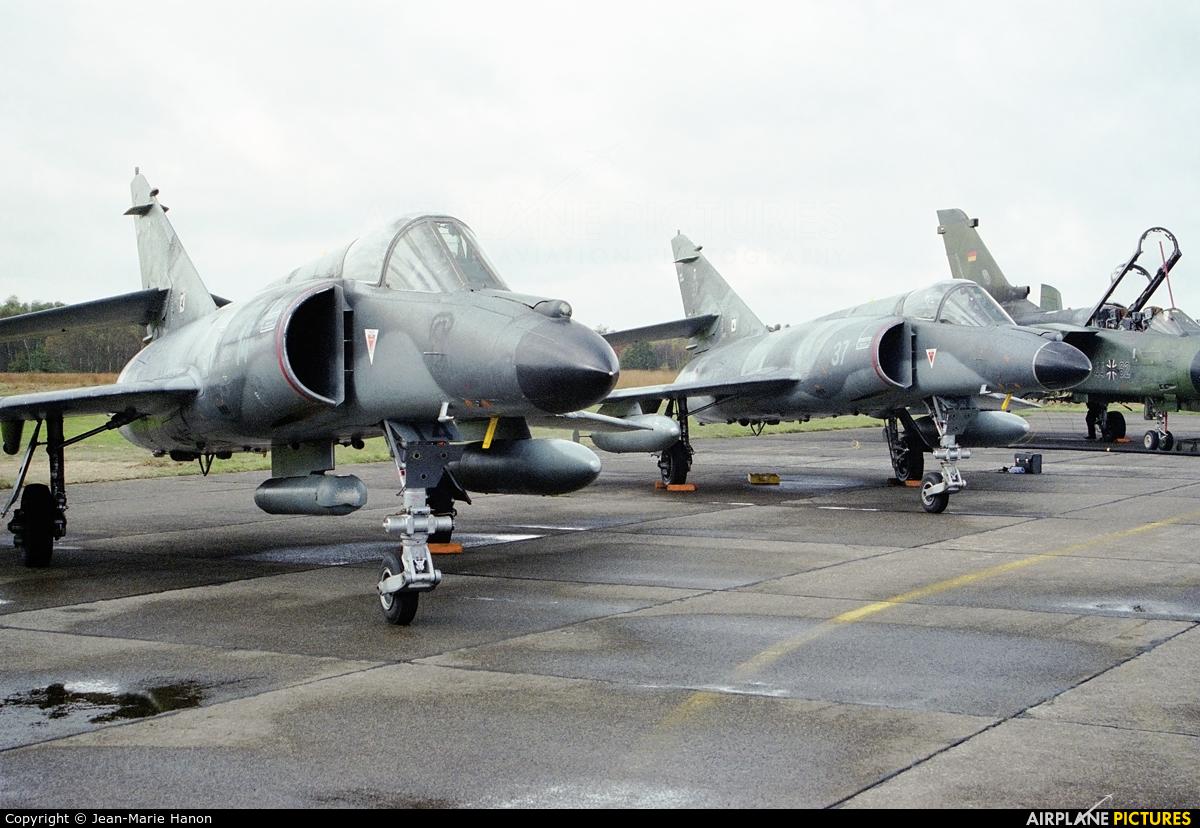 France - Navy 37 aircraft at Kleine Brogel