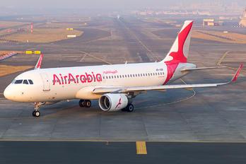 A6-AON - Air Arabia Airbus A320