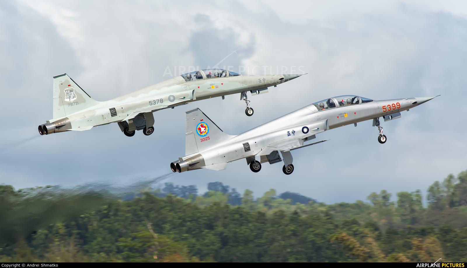Taiwan - Air Force 79-01721 aircraft at Chihhang/Zhihang AB