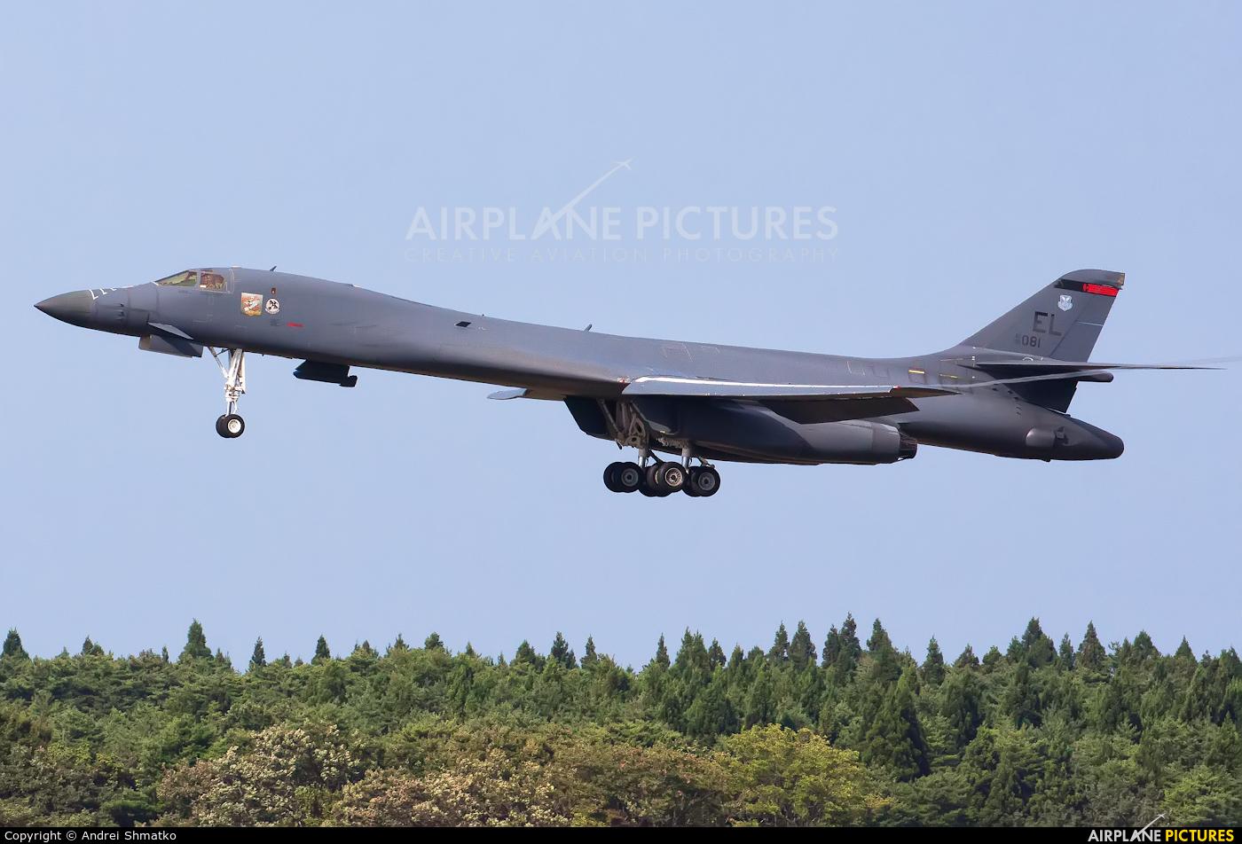 USA - Air Force 85-0081 aircraft at Misawa