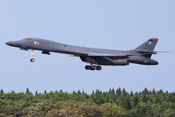 85-0081 - USA - Air Force Rockwell B-1B Lancer