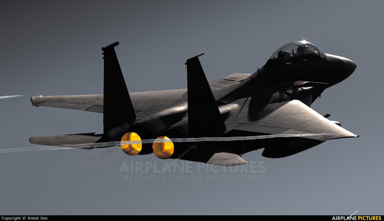 USA - Air Force 92-0364 aircraft at Łask AB
