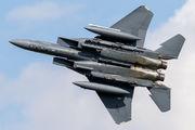 00-3002 - USA - Air Force Boeing F-15E Strike Eagle aircraft
