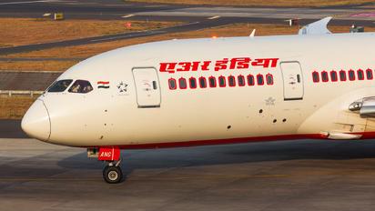 VT-ANG - Air India Boeing 787-8 Dreamliner