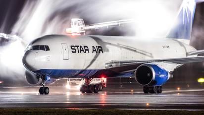 OY-SRM - Star Air Freight Boeing 767-200F
