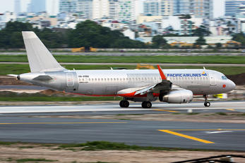 VN-A566 - Pacific Airlines Airbus A320