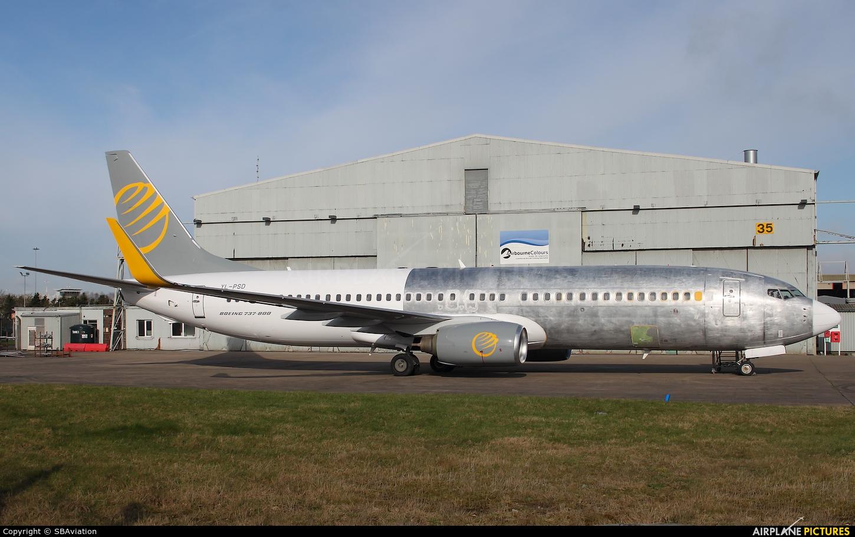 Primera Air Nordic YL-PSD aircraft at East Midlands
