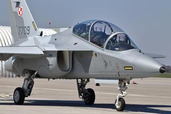 7709 - Poland - Air Force Leonardo- Finmeccanica M-346 Master/ Lavi/ Bielik