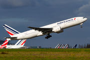 F-GSPF - Air France Boeing 777-200ER aircraft