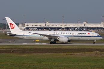 B-1468 - Air China Boeing 787-9 Dreamliner