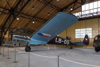 LB-05 - Czechoslovak - Air Force Aero C-3A