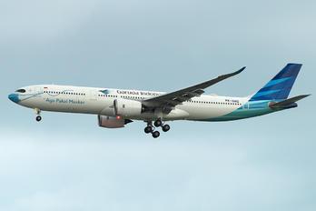 PK-GHG - Garuda Indonesia Airbus A330neo