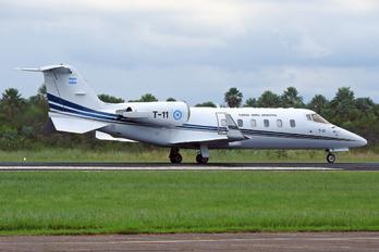 T-11 - Argentina - Air Force Learjet 60
