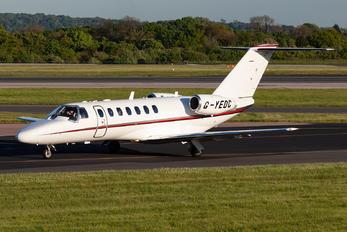 G-YEDC - Air Charter Scotland Cessna 525B Citation CJ3