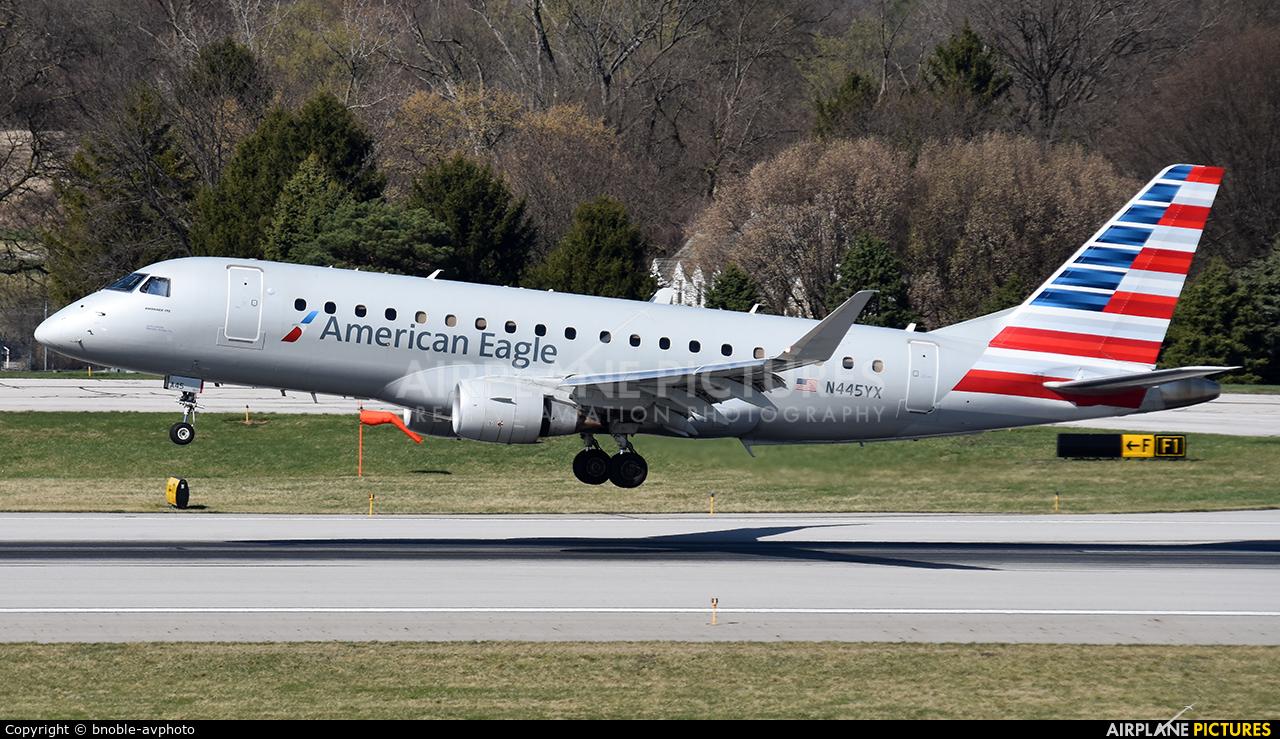 American Eagle N445YX aircraft at Columbus - Port Columbus Intl