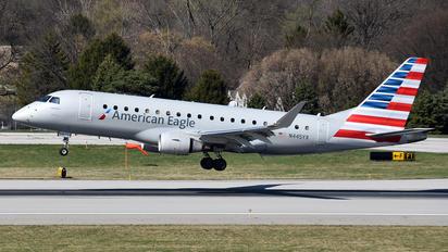 N445YX - American Eagle Embraer ERJ-170 (170-100)