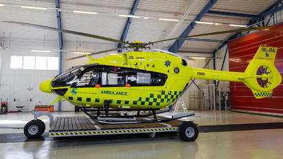 SE-JSS - Babcock Scandinavian AirAmbulance Airbus Helicopters H145