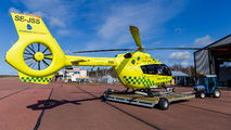 SE-JSS - Babcock Scandinavian AirAmbulance Airbus Helicopters H145 aircraft