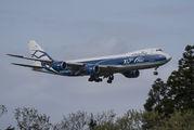 VP-BJS - Air Bridge Cargo Boeing 747-8F aircraft