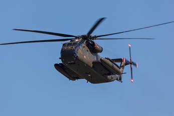 84+66 - Germany - Air Force Sikorsky CH-53GA