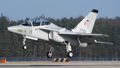 7710 - Poland - Air Force Leonardo- Finmeccanica M-346 Master/ Lavi/ Bielik