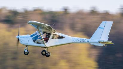 SP-SROW - Aeroklub Rybnickiego Okręgu Węglowego Aeroprakt A-22 L2