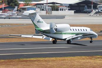 N480JD - Private Cessna 750 Citation X