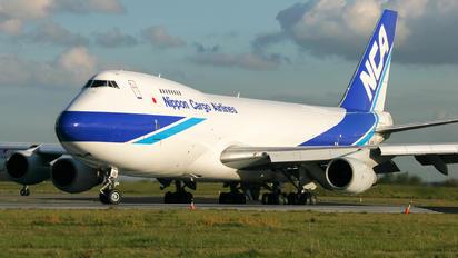 JA8188 - Nippon Cargo Airlines Boeing 747-200F