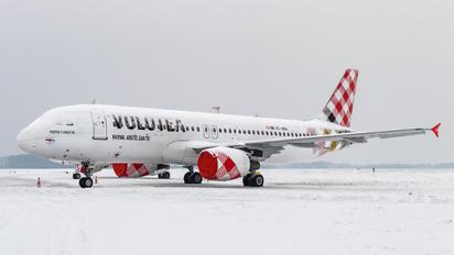 EC-MBK - Volotea Airlines Airbus A320