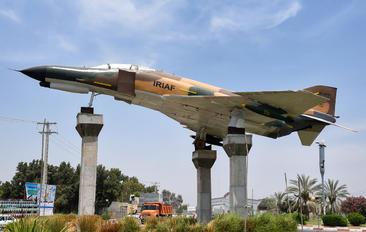 3-6649 - Iran - Islamic Republic Air Force McDonnell Douglas F-4E Phantom II