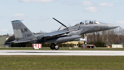 91-0307 - USA - Air Force McDonnell Douglas F-15E Strike Eagle