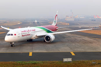 CN-RGY - Royal Air Maroc Boeing 787-9 Dreamliner