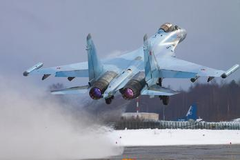 68 - Russia - Air Force Sukhoi Su-35S