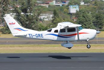 TI-GRE - Aerobell Air Charter  Cessna 206 Stationair (all models)
