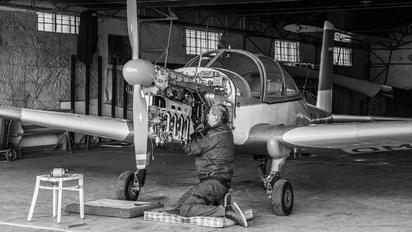 - - Aeroklub Ružomberok - Airport Overview - Hangar