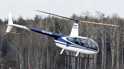OK-VSE - Heli Czech Robinson R44 Astro / Raven
